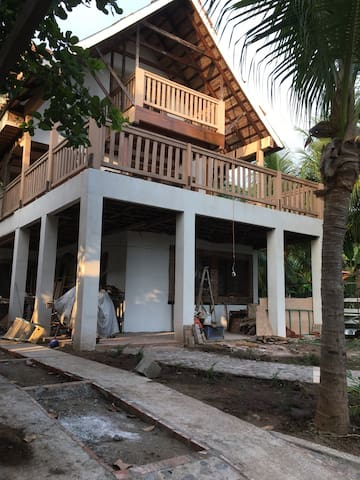 Beach house will be ready soon. - La Libertad - House