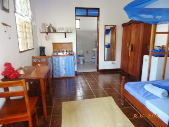 nice room close to the beach
