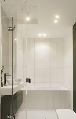 White Loft Apartments