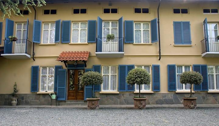 Più finestre sui canali near Turin