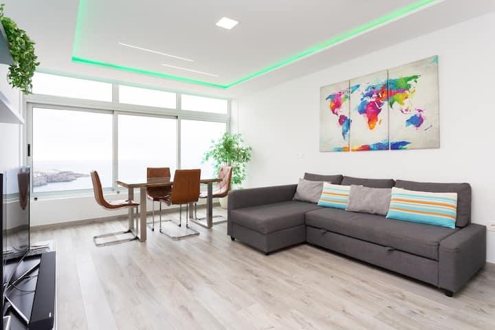 Luxury apartment with amazing views!