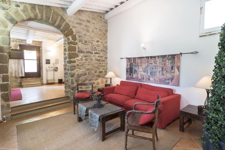 Agriturismo Borgo Spagnoli - App. Torchio