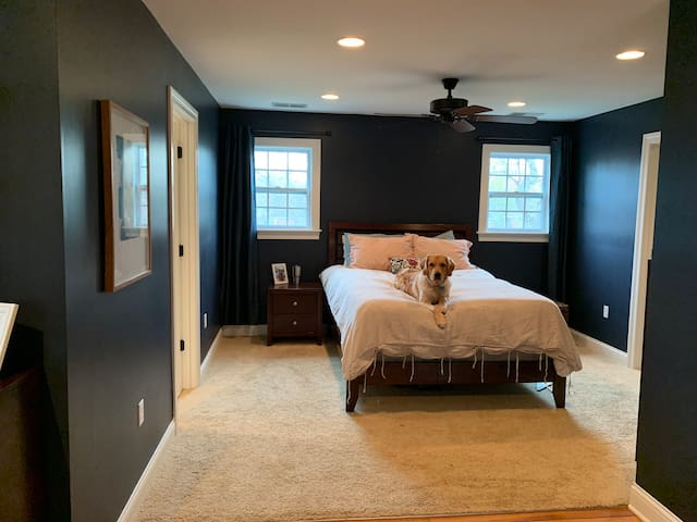 St Matthews - Renovated Master Suite & Nursery