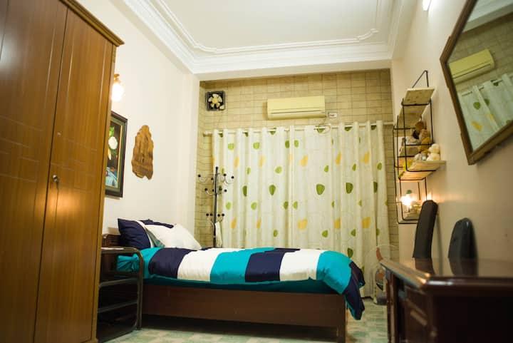 Tiny&Tom House® Peaceful Bedroom