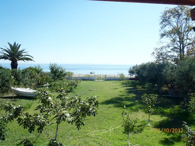 Halkidiki Sithonia BeachFront Villa