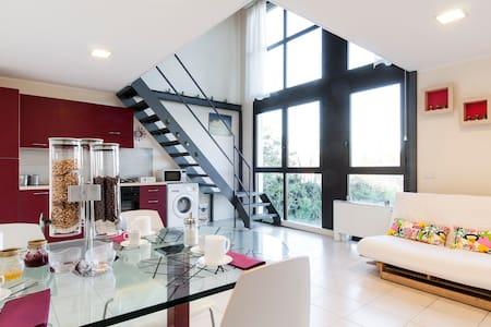 design loft few stops from center - Mailand - Loft