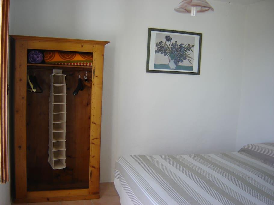 la camera e i particolari