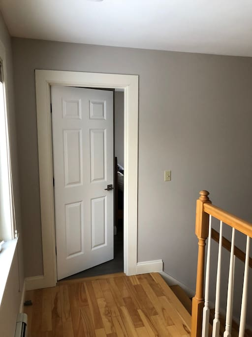 Bedroom Entry