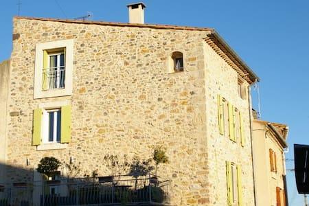 Beautiful home in great village - Fontès