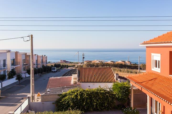 Cozy Apartment with Sea View - Atalaia de Cima - Apartamento