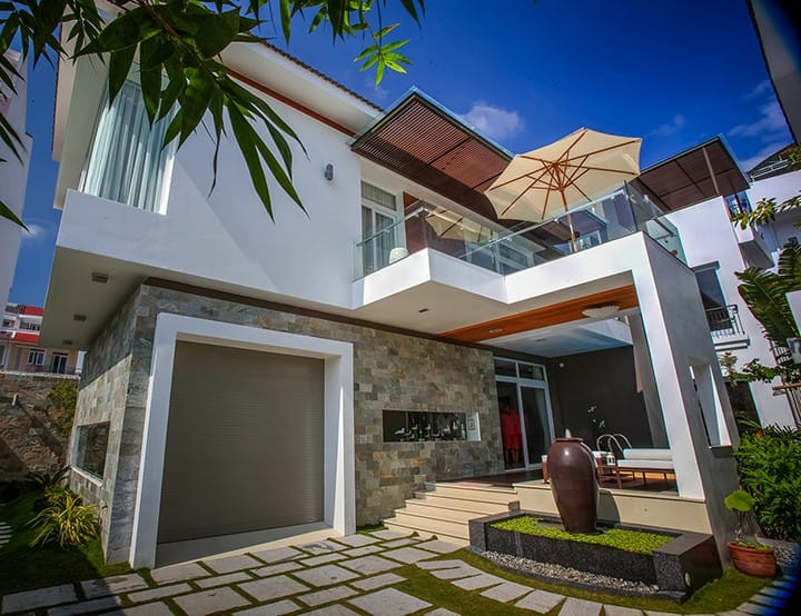 3 Chambres/ Villa Claire de Lune - Nha Trang