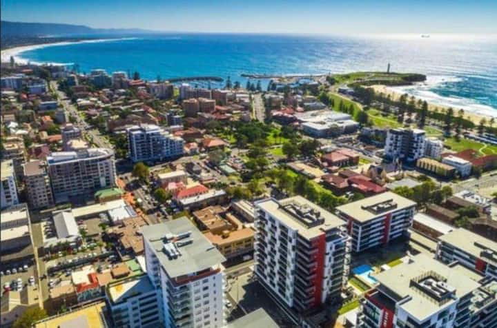 City Beach Living in the Heart of Wollongong