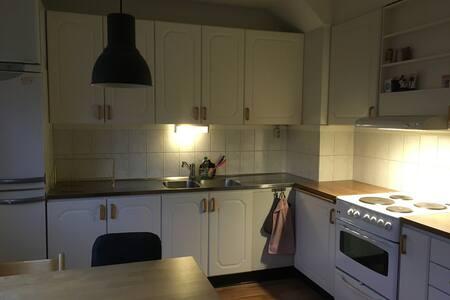 Stor lägenhet i lugnt område - Borås - Byt