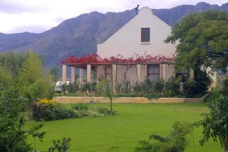 Eikelaan Witzenberg Cottage - Tulbagh Road - Bungalo
