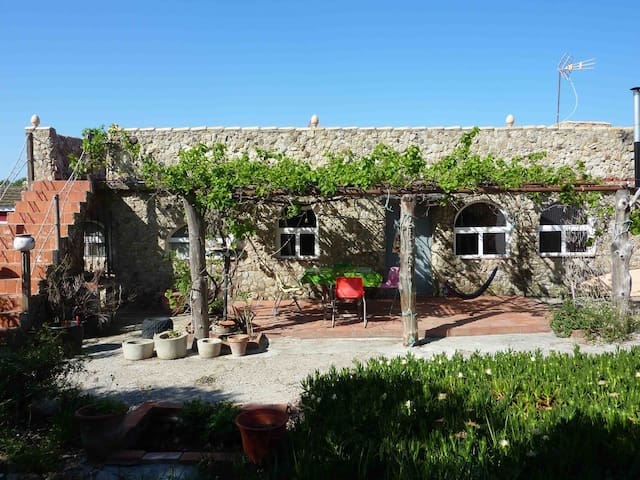 Casa de Piedra in El Palmar - El Palmar - Casa