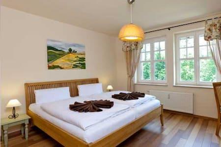 077-004 Zwei-Zimmer-Fewo Seeblick - Chorin - Condominium