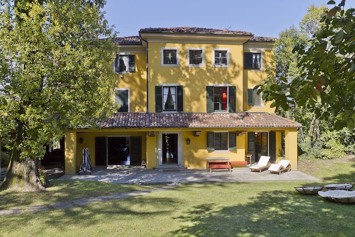 HolidayVilla with beautiful garden - Stresa - Villa