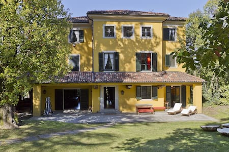 HolidayVilla with beautiful garden - Stresa - วิลล่า