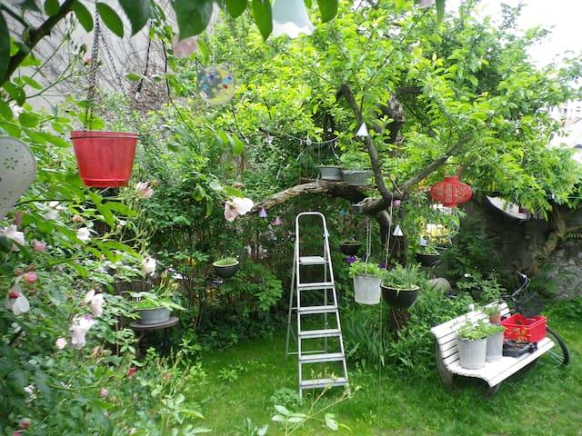 Chambre dans maison privée, jardin - Tours - Rumah