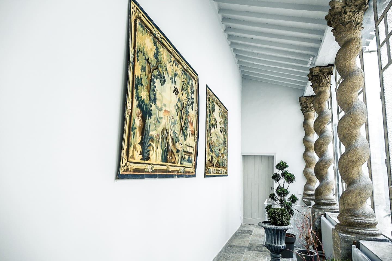 Galerie  de COLONNES TORSES