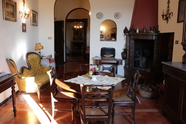 Charme e relax vicino a Senigallia  - Ostra Vetere - Apartamento