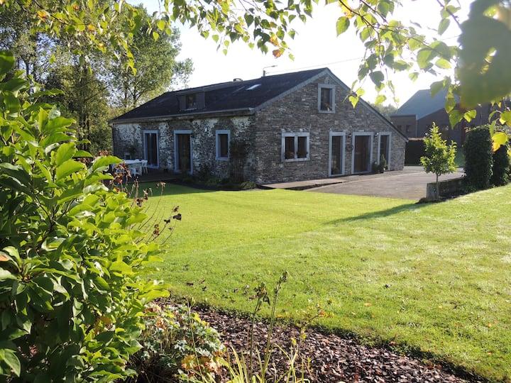 Grande Maison de Vacances en Ardenne (Bouillon)