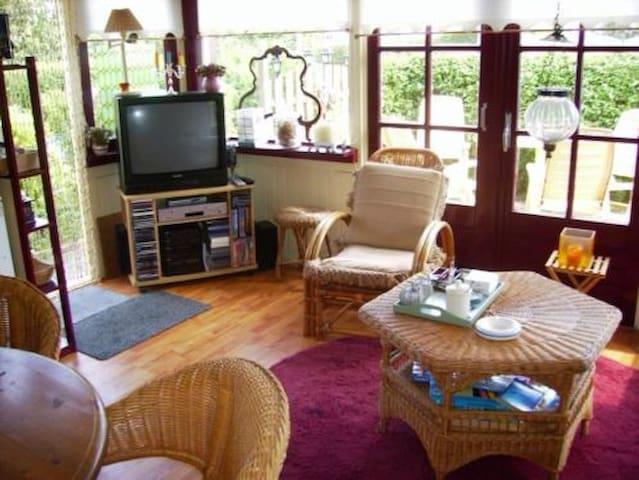 Leuk, gezellig zomerhuis,,, - Egmond-Binnen - Cabana