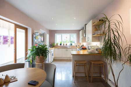 Room in Victorian house Southville - Bristol - House