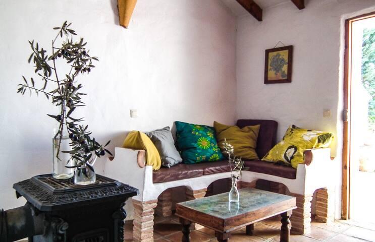 Casa Felicidad - Los Castillejos  [VTAR/MA/00115] - Málaga, Los Romanes - House