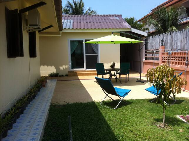 Luxurious house, with pool, terrace and garden - Phuket - Hus