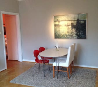 Central apartment between Chalmers and Avenyn! - Gotemburgo