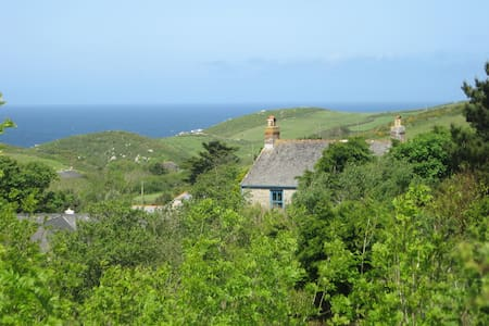 Traditional Cornish Farmhouse  - Saint Just