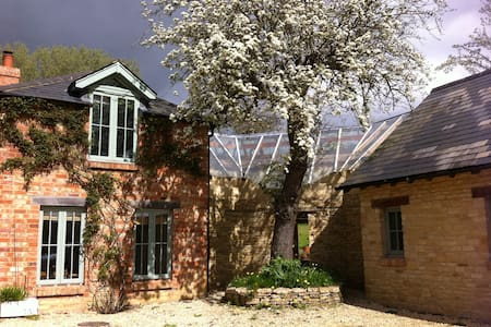 Room in quirky Cotswold house - Charlbury, Chipping Norton - Dom