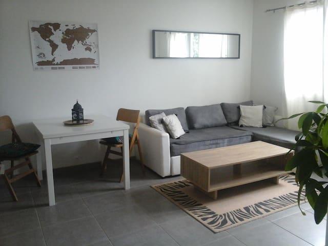Appartement proche centre ville - Rezé - Apartamento