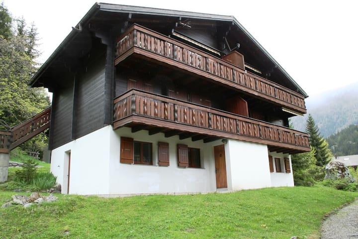 3 1/2 Zimmer Wohnung in Blatten - Blatten bei Naters - Huoneisto