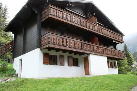 3 1/2 Zimmer Wohnung in Blatten - Blatten bei Naters - Apartamento