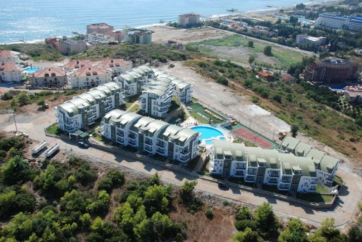 VIPapartment-Sunset Beach Residence - Konaklı - Apartment