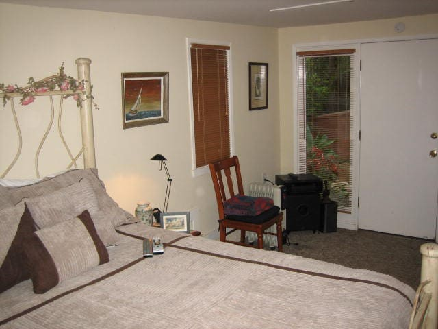 Private Cozy Cottage Great Location - Santa Barbara - Cabin