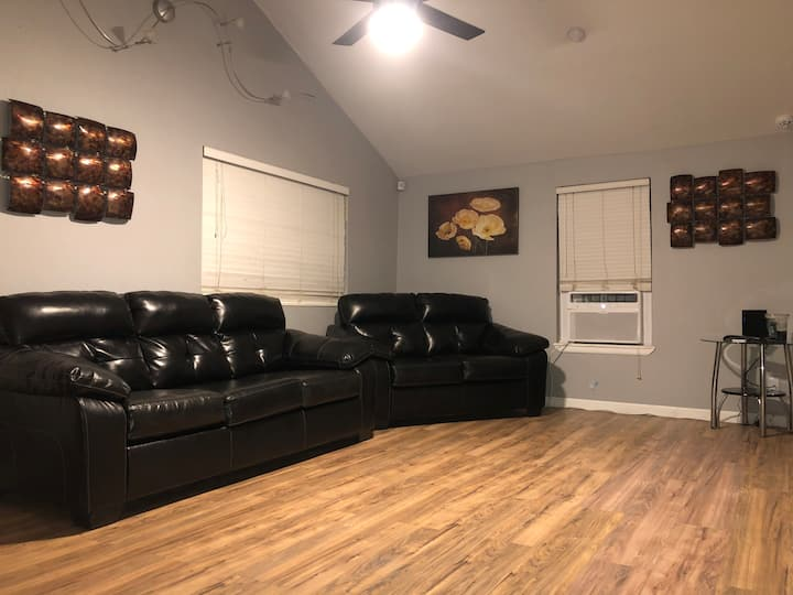 Private one bedroom home