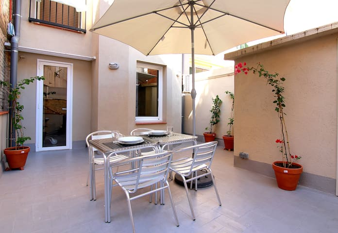 Nice apartment with private terrace