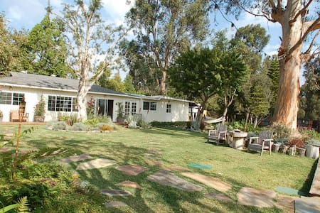 Charming Cottage in Point Dume - Малибу - Дом