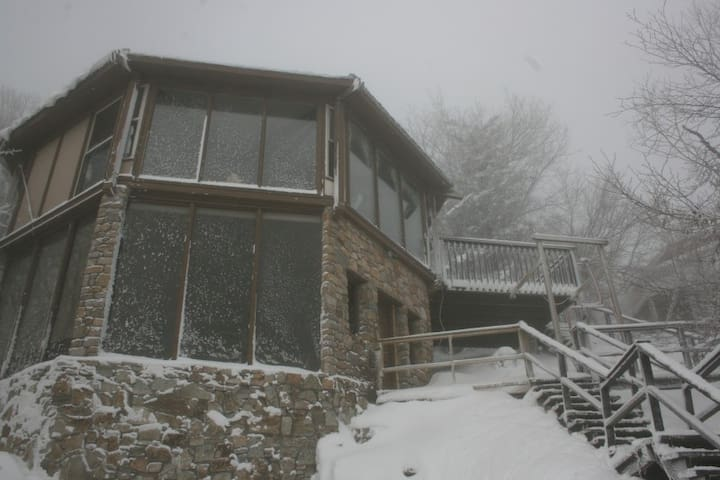 Aspen Ski Loft at Beech Mountain, North Carolina - Beech Mountain - บ้าน