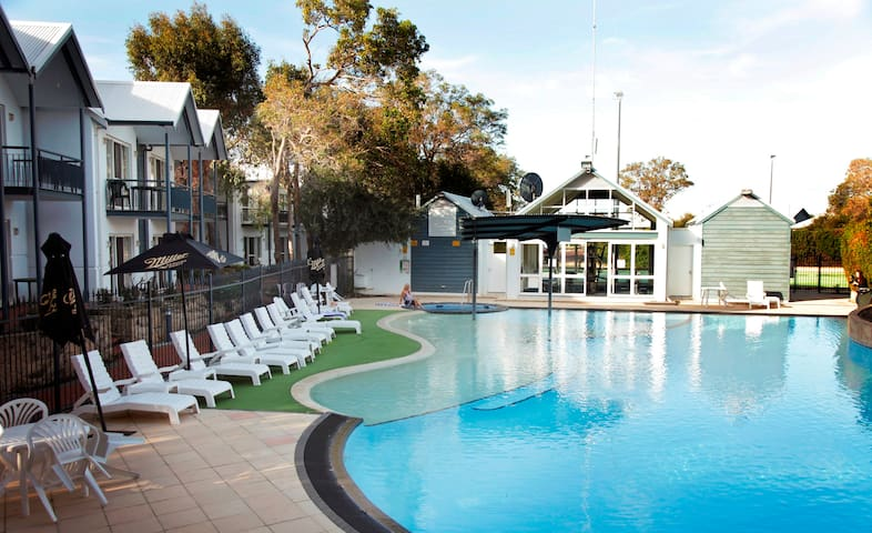 Mandurah Quay Apartment - Erskine - Pis