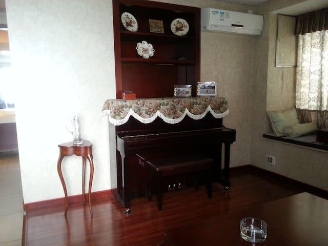 豪华雅致的江景房 - Hangzhou - Apartment