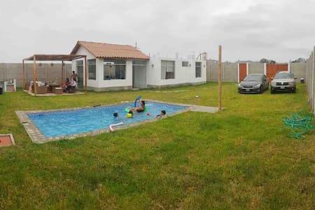 Quilmana Cañete Casa Hospedaje - Familiar o Amigos