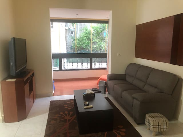 Cosy apartment in Sioufi - Ashrafieh