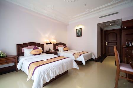 Regency Angkor Hotel - Szoba reggelivel