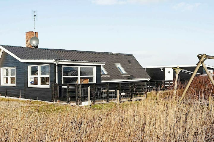 Peaceful Holiday Home in Lemvig for 6 People