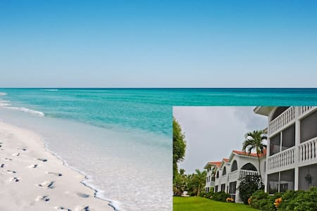Rare walkout condo on Sanibel beach - Sanibel - Wohnung