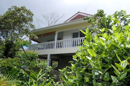 Tropical Garden Self Catering - Lemon Tree